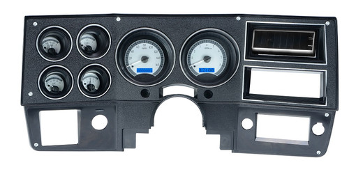 VHX-73C-PU-S-B (silver alloy style/blue backlighting). Bezel is not included.