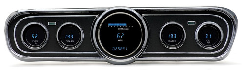 Dakota Digital 65 66 Ford Mustang Dash Gauge Cluster Camera Case Bezel VFD3-65M