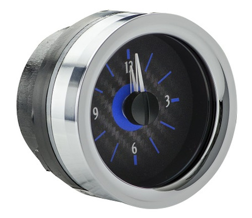 VLC-55C-C-B with CARBON FIBER style and BLUE backlighting
