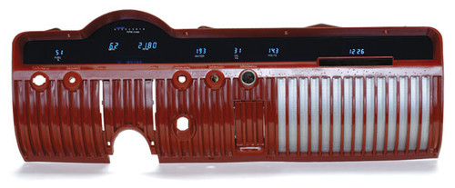 VFD3-50M-CLK with Clock Gauge, bezel is NOT included