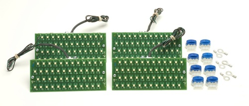 Dakota Digital 8 Linear Actuator Trunk Lids 110lb pulling//pushing force LACT-8