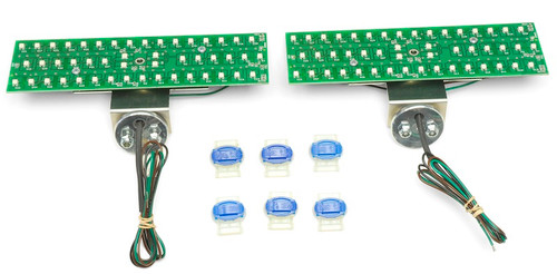 LAT-NR390 Tail Light Kit, Included Items