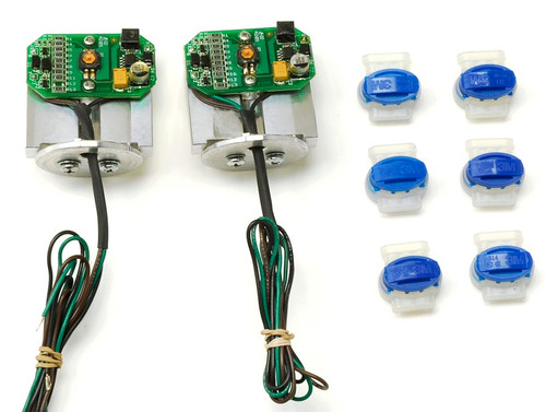 LAT-NR380 Tail Light Kit, Included Items