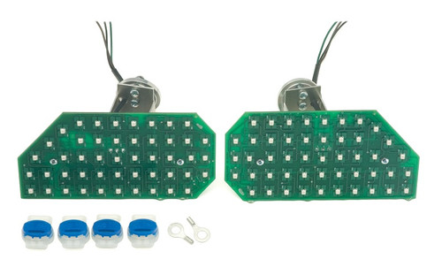 LAT-NR310 Tail Light Kit, Included Items