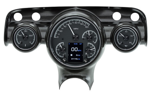HDX-57C-K (Black Alloy Style), bezel is NOT included