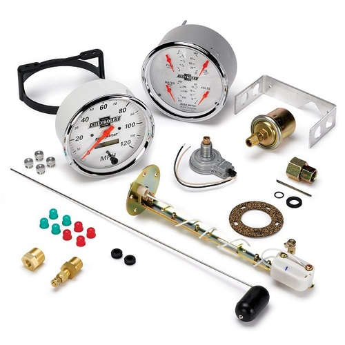Chevy Vintage Gauge Kit 1303-00408