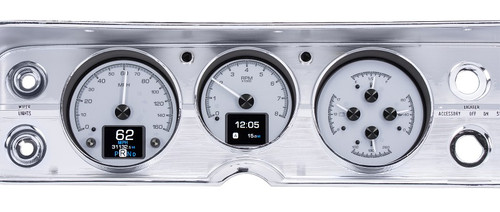 HDX-64C-CVL-S with SILVER ALLOY style, bezel is NOT included
