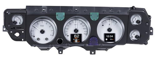 HDX-70C-CVL-S (with SILVER ALLOY style), bezel and gauge carrier are NOT included