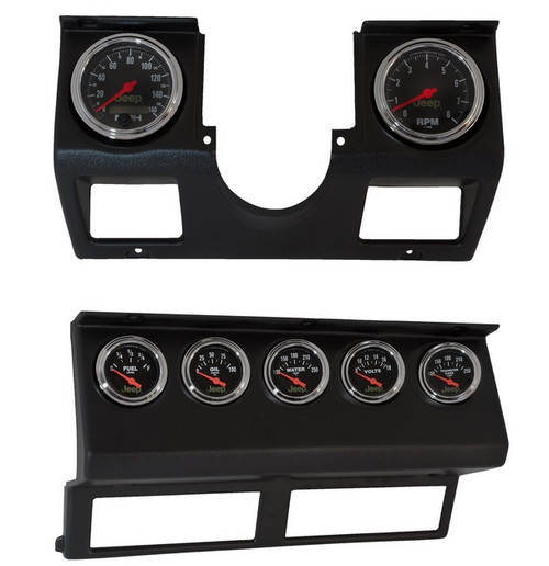 7040 Jeep Instrument Kit