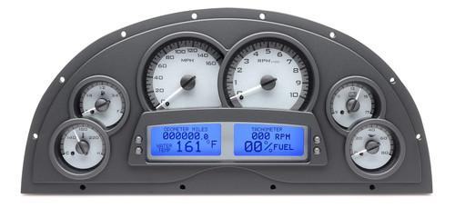 VHX-1200-S-B (Silver Alloy Style/Blue Backlighting)
