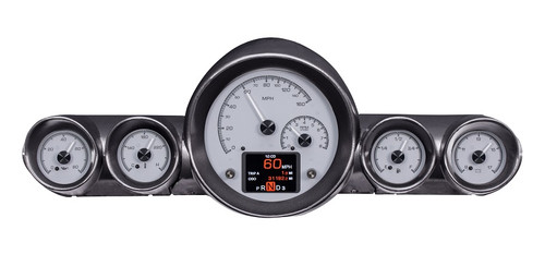 HDX-59C-IMP-S (silver alloy style), bezel is NOT included