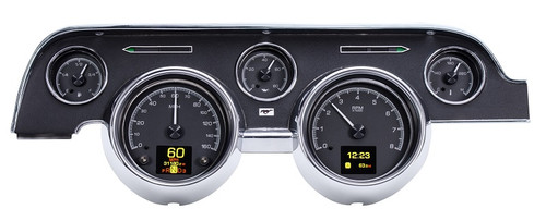 HDX-67F-MUS-K (black alloy style), bezel shown in pic is NOT included