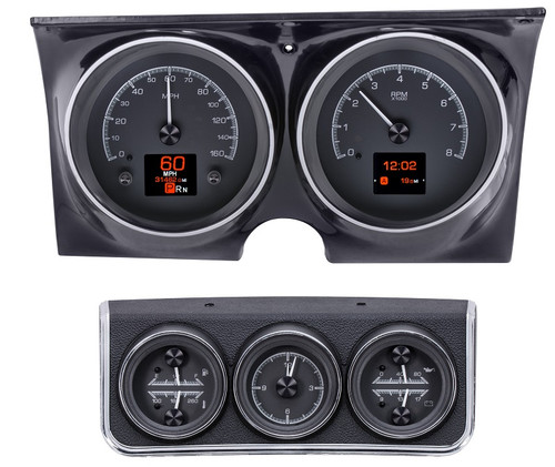 HDX-67C-CAC-K (black alloy style), bezel is NOT included