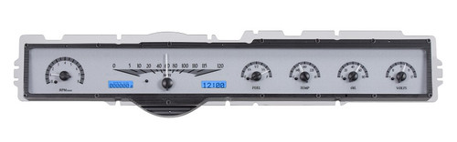 VHX-65F-GAL-S-B (silver alloy style/blue backlighting)