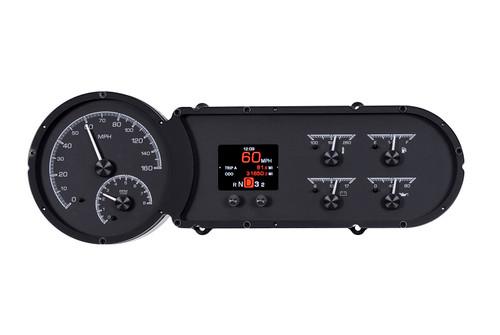HDX-53C-K (black alloy style)