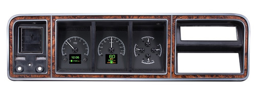 HDX-73F-PU-K with BLACK ALLOY style, bezel shown in pic is NOT included