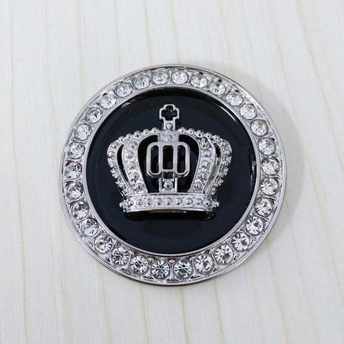 Crystal Crown Emblem