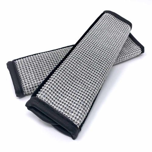 Crystal Car Seat Belt Shoulder Cover Pads