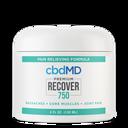 cbdMD Recover Tub - 4 oz