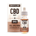 CBDistillery Full Spectrum Pet Tinctures-5 mg / 1 ml (150 mg / 30 ml)