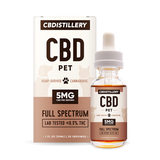 CBDistillery Full Spectrum Pet Tinctures - All Strengths