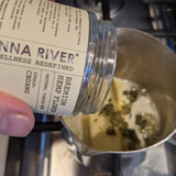 Recipe for CBD Canna butter | Canna River Hemp Flower