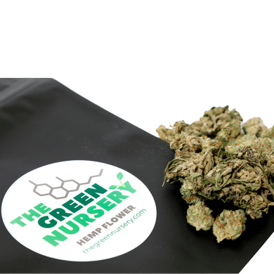 The Green Nursery - Remedy Hemp Flower