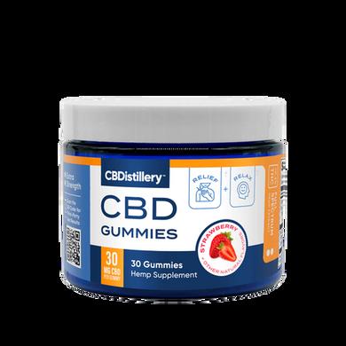 CBDistillery Full Spectrum CBD Gummies - 30ct