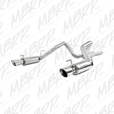 Mbrp Cat Back Axle Back Exhaust Systems