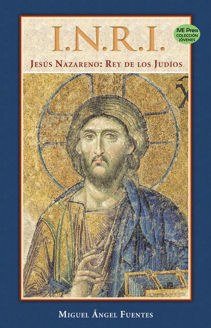 I.N.R.I. Jesus Nazareno Rey De Los Judios