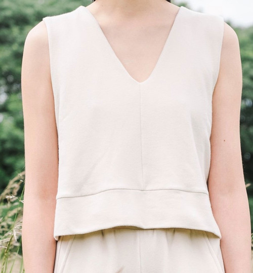 Lily Cotton Top