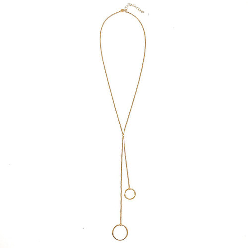 Gold Ravello Necklace