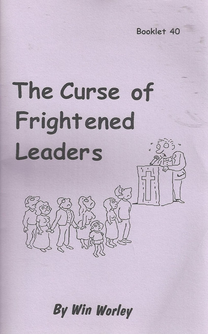 #40 - The Curse of Frightened Leaders (1990)