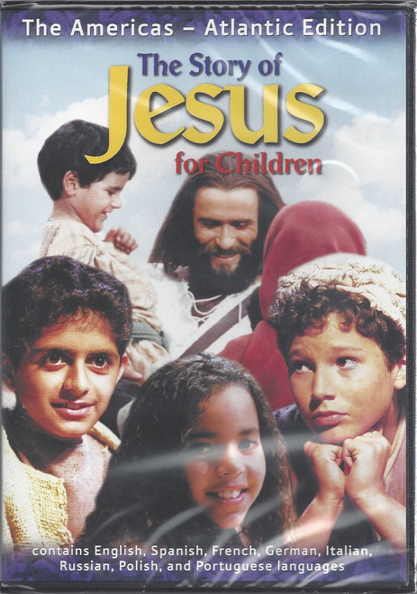 The Story Of Jesus For Children  (2004)