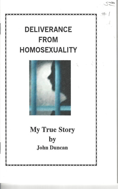 Deliverance from Homosexuality - My True Story (1991)