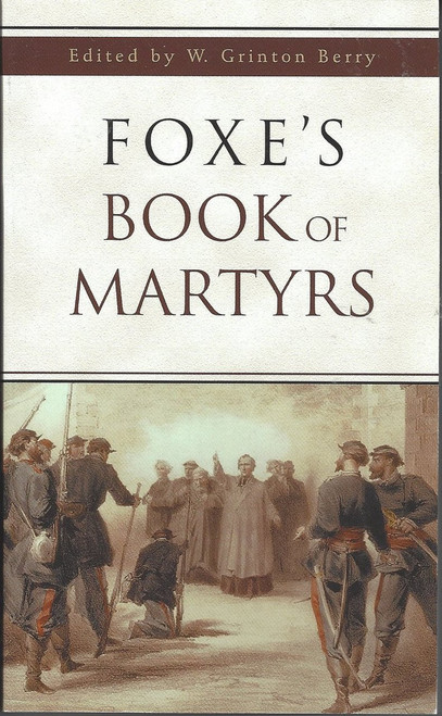 Foxe's Book Of Martyrs  (1998)