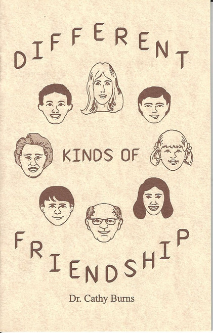 Different Kinds Of Friendship