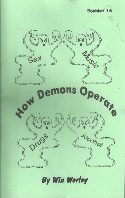 #16 - How Demons Operate (1983)