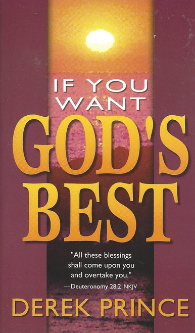 If You Want God's Best  (1985)