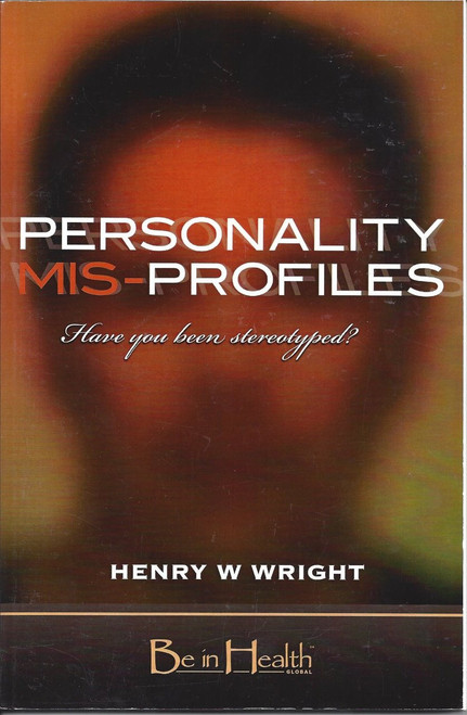 Personality Mis-Profiles  Have You Been Stereotyped?  (2007)