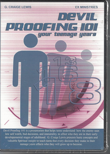 Devil Proofing 101: Your Teenage Years DVD (2007)