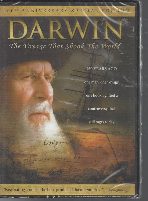 Darwin  The Voyage That Shook The World  (2009)