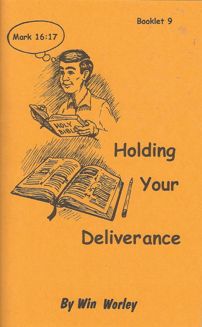 #09 - Holding Your Deliverance (1983)