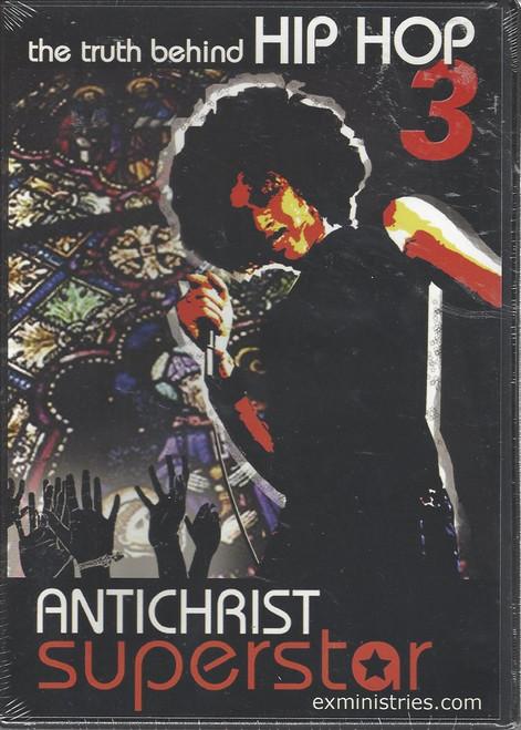 The Truth Behind Hip Hop 3 - Antichrist Superstar 2-Disc DVD