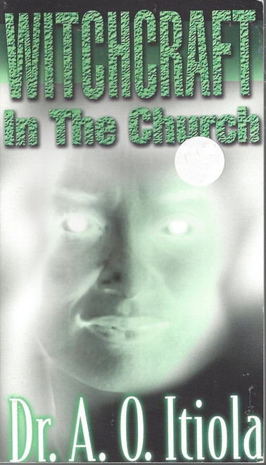Witchcraft In The Church  (2002)