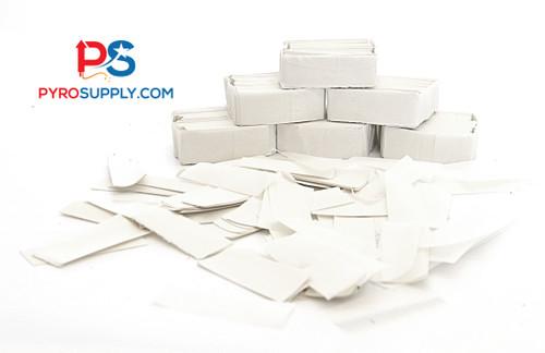 """2"""" White Paper Confetti"""