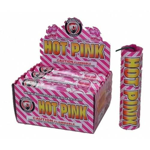 Mega Smoke Hot Pink