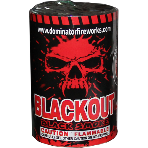 1 minute Blackout Smoke Bomb