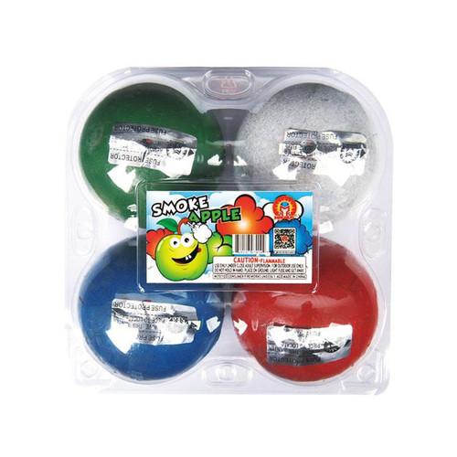 Jumbo Smoke Apple 4 pack
