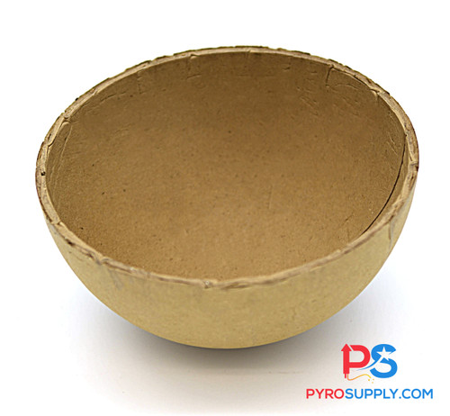 """3"""" Professional Display Paper Ball Shell Casing"""